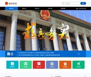 政府网站建设_W15000